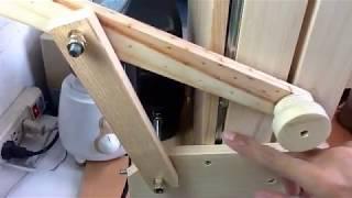 DIY Drill Press (แท่นจับสว่าน)