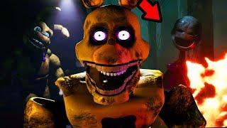 DO NOT LET SPRINGBONNIE GET TOO CLOSE! | FNAF Final Nights 4 - FULL GAME Night 1