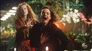 Once Upon A Time 7x11 Victoria Sacrifice for Daughter Ivy /Drizella Season 7 Episode 11 Scenes