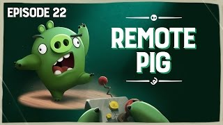 Piggy Tales: Remote Pig - Ep22, S3