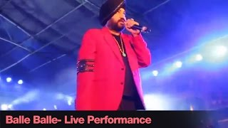 Hojayegi Balle Balle  Live  Shimla Summer Festival 2013  Daler Mehndi  Drecords
