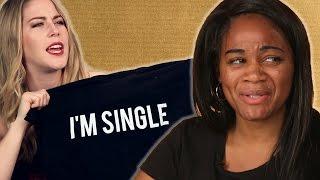 Single People Flaunt Their Single Status • Single AF