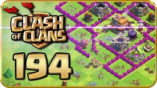 Let's Play CLASH of CLANS 194: Kinners... & Brodinen!