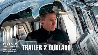 007 CONTRA SPECTRE   Trailer 2 Dublado   5 de novembro nos cinemas