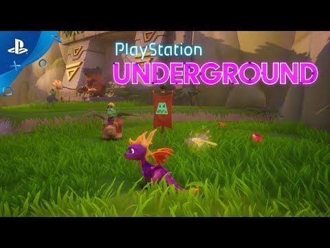 Xxx Mp4 Spyro Reignited Trilogy Spyro 2 Ripto S Rage PS4 Gameplay PlayStation Underground 3gp Sex