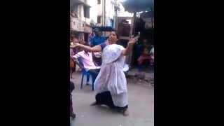 Street kuthu dance