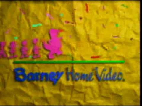 Barney Theme Song Best Original HQ