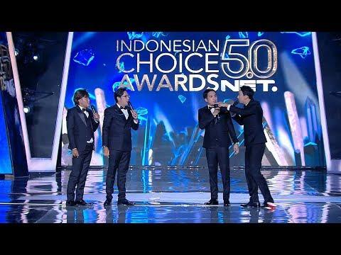 Opening Host Indonesian Choice Awards 5.0 NET