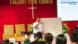 Grusade 19.08.2017 (zaan cawnak), Rev. Dr. Tuan Peng Thang