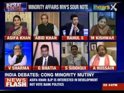 Xxx Mp4 India Debate Congress S Big Muslim Faces Puncture Rahul Gandhi S Minority Uplift 3gp Sex