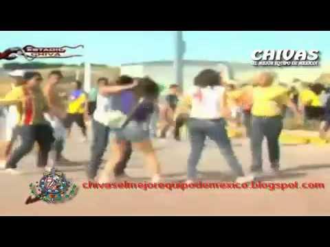 El color del Chivas vs América Jornada 11 del Clausura 2011 Televisa