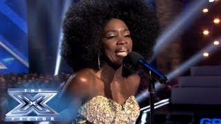 """Lillie McCloud Brings It """"Home"""" - THE X FACTOR USA 2013"""
