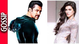 Kriti Sanon And Salman Khan In Kick 2 - Bollywood Latest News