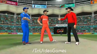8th May IPL 10 Sunrisers Hyderabad Vs Mumbai Indians World Cricket Championship 2 2017 Gameplay