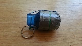 How to Make a Low Cost Airsoft Grenade