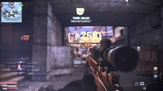 MW3 Sniper Montage | FaZe WaRTeK - World War III by Never & Guesh