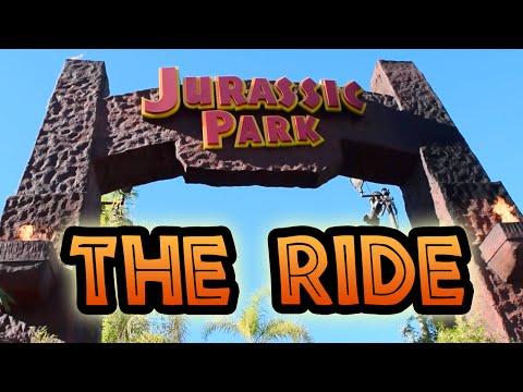 Jurassic Park The Ride California