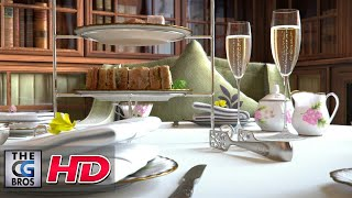 "CGI 3D Short Demo Project: ""The High Tea Project"" - by Kuwar Kundeep Veer Vikram Singh"