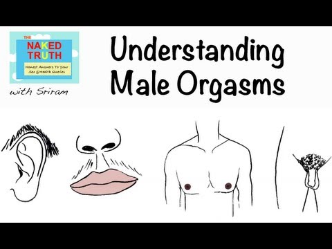 What is a Male Orgasm?