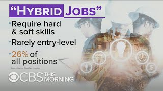 Hybrid jobs: Why employers are looking for candidates with hard and soft skills