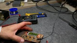 Stereo FM transmiter według sp6huk