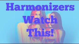 HARMONIZERS WATCH THIS!
