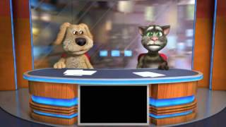 very Funny cartoon in ( punjabi ) with talking dog part 1/2