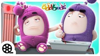 Cartoon | Oddbods - THE TERMINAL | Funny Cartoon Show