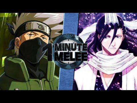 One Minute Melee S5 EP2 - Kakashi vs Byakuya (Naruto vs Bleach)