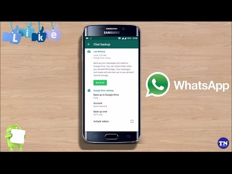 How To Backup Your WhatsApp Messages, Photos, Voice massages and videos into Google Drive