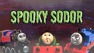 Monsters Everywhere TCC Karaoke |Thomas & Friends: Spooky Sodor Ep. #2| Thomas & Friends