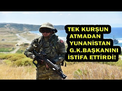 3 UNIQUE EVENTS OF TURKISH ARMY