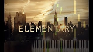 Elementary Theme Song Piano [EXTENDED] || MChrisGM