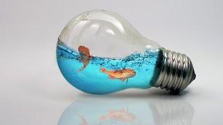 Photoshop Tutorial   Photo Manipulation   Water Splash in Bulb