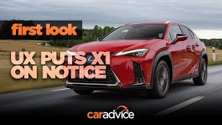 2019 Lexus UX review: First look in Stockholm
