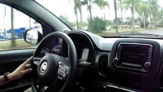 Novo Fiat Mobi (Test Drive)