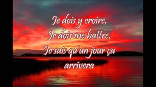 Claudio Ledda - Volver a amar (Traduction française)