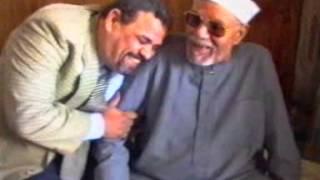 لقطات نادره للشيخ الشعراوى مع الحاج رجب الشناوى Part 1