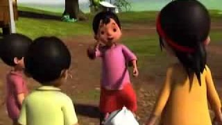 Meena Bangla 3d cartoon : Meenar Avijan Bangla