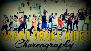 Capital T ft Dhurata Dora Bongo   Choreography Andi Murra back stage Work