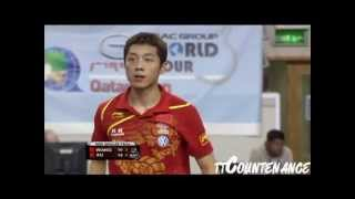 Tribute Xu Xin Table Tennis 2012