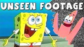 RARE Spongebob Footage You Haven