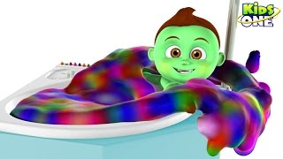Learn COLORS with BABY HULK for Kids | Colours for Children to Learn