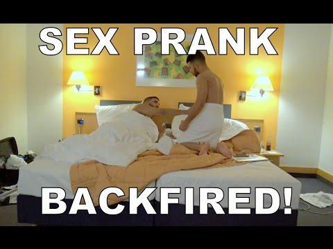Xxx Mp4 SEX PRANK BACKFIRED 3gp Sex