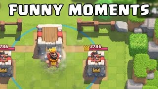 Clash Royale Most Funny Moments, Fails, Glitches, Trolls Compilation #7
