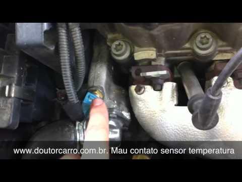 Dr CARRO Sensor Temperatura Motor Super Aquecimento e Falhas