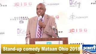 Stand up comedy Mataan Ohio 2018