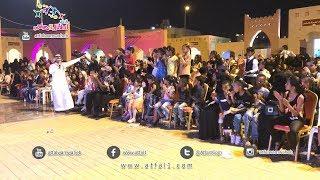 #اطفال_ومواهب كواليس اطفال ومواهب في مهرجان الاسر المنتجة في جازان