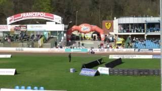 Ekantor.pl Falubaz Zielona Góra - Row Rybnik 46:43 - Próba toru - 24.04.2016