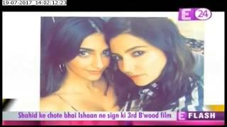 Sonam Kapoor joins Anushka Sharma on the sets of the Sanjay Dutt biopic